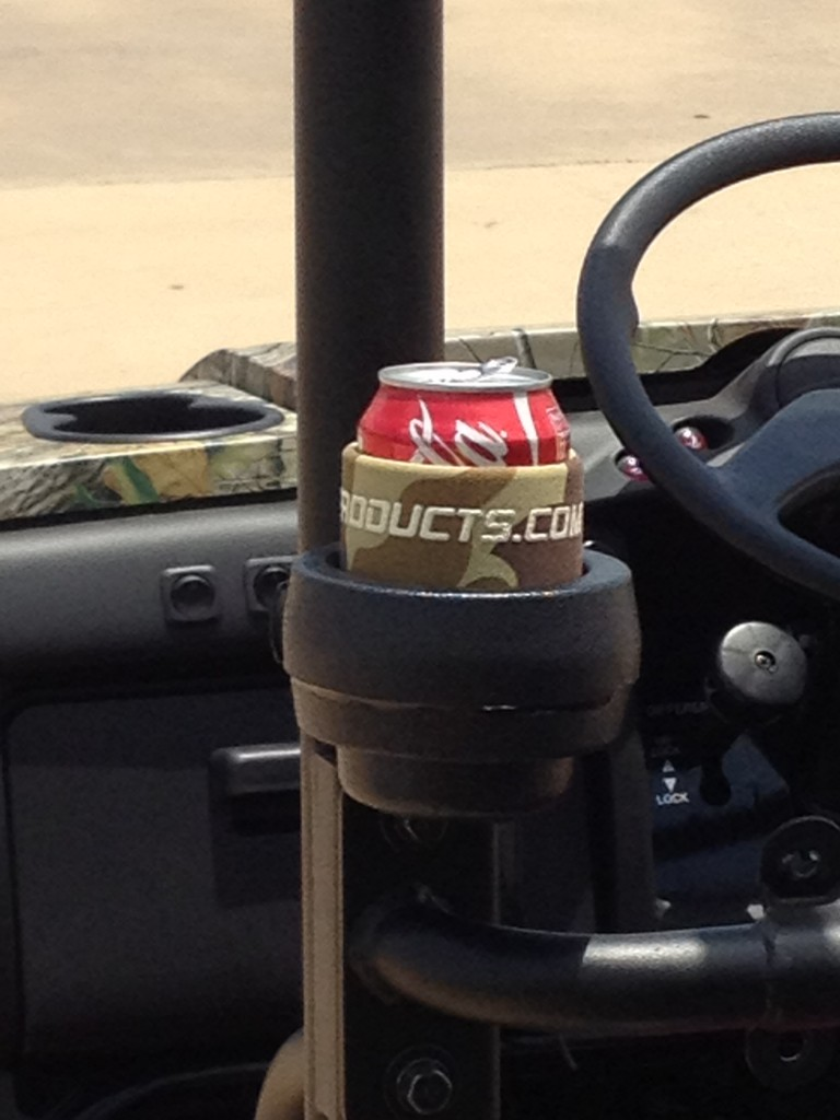Kawasaki Trans Mule Rear Drink Holder All Trans Mules