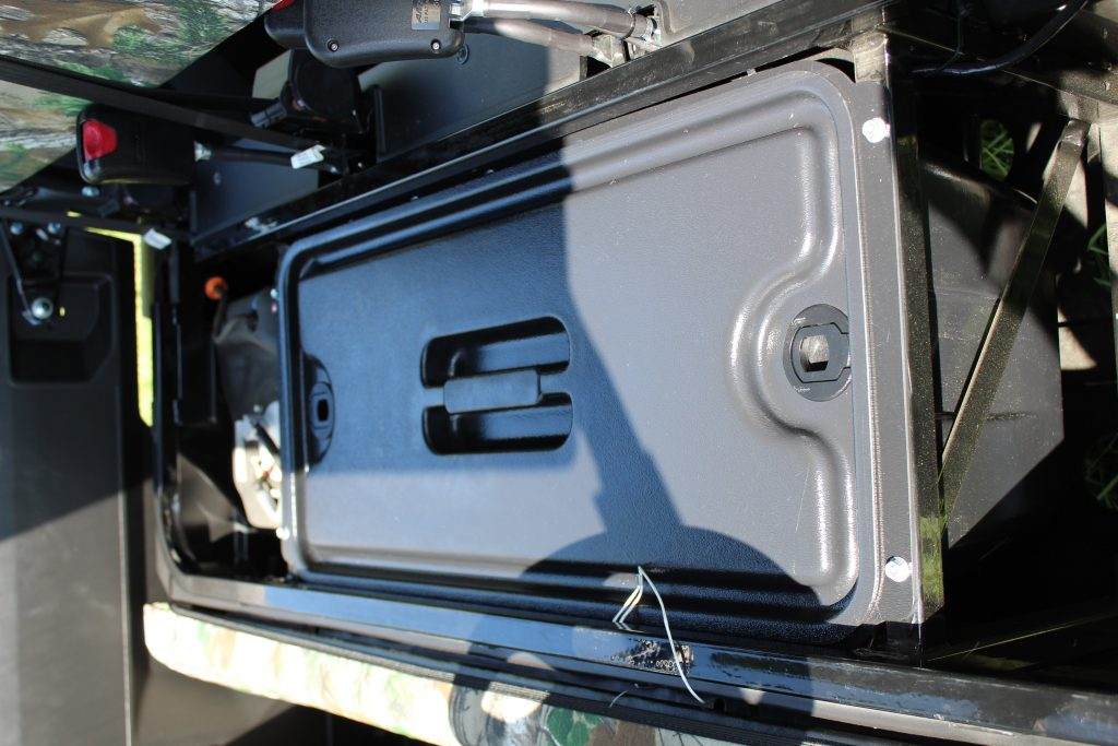 Storage Compartment Under Seat Mule Pro Fxt 171 Utvproducts
